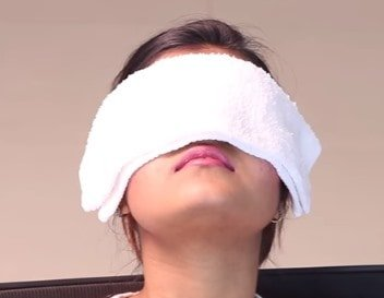 Heated Eye Pad